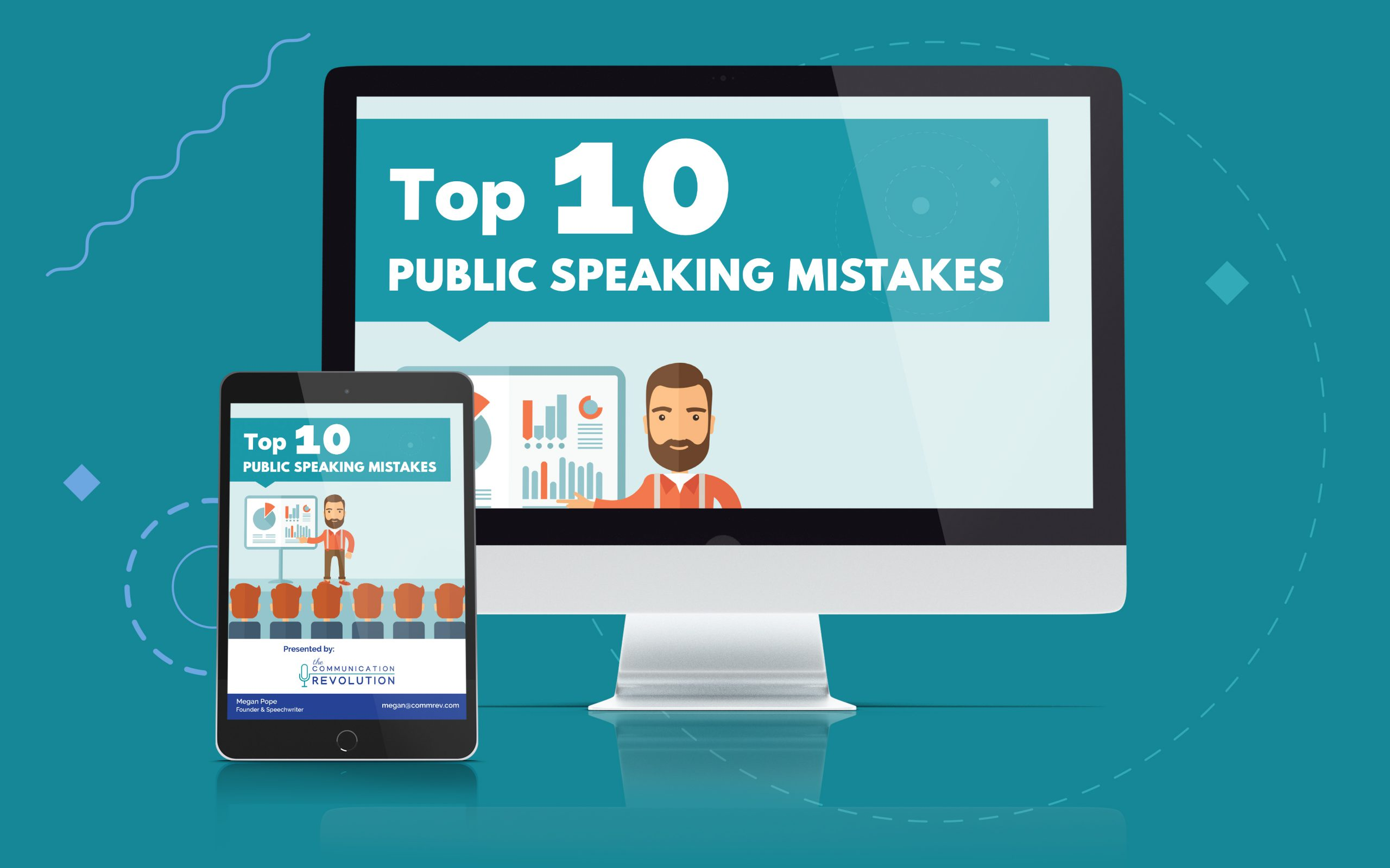 Top 10 Mistakes Mockup